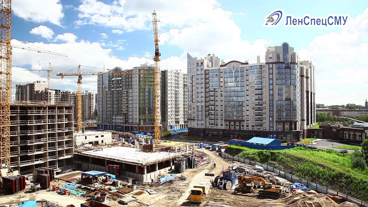 Ландыши жилой комплекс санкт-петербург