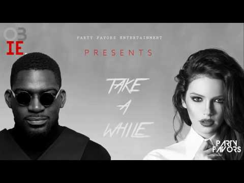 OBIE - Take a while (Official Audio)