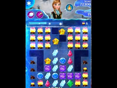 Disney Frozen Free Fall Level 213