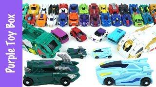 빠샤메카드S 자노크 하라콘 메카스타터 장난감 Mecard Mini Car Transformers