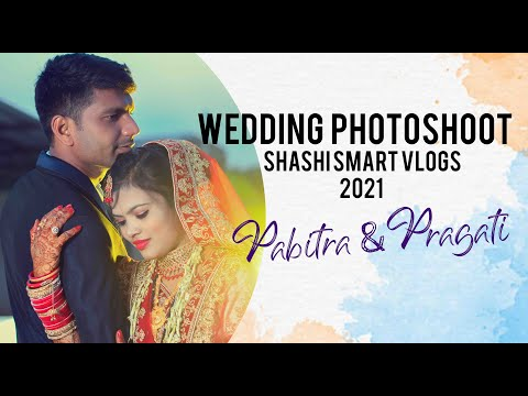 WEDDING PHOTOSHOOT II SHASHI SMART VLOGS II 2021sr wedding photography