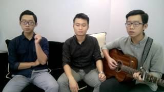 Phố Không Em - Thái Đinh - Acoustic Cover