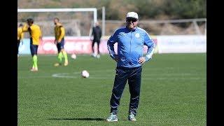 Александр Тарханов: «Еще не у всех футболистов оптимальное физическое состояние»