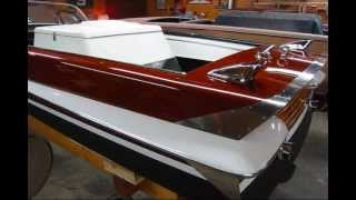 How to Varnish a Wooden Boat (Excerpt, Completed Boat) (CLICK LINK BELOW TO STREAM FULL VIDEO)