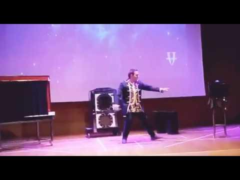Spettacolo di magia Frank Magic