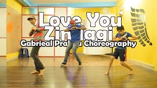Love You Zindagi - Dance Choreography - Dear Zindagi
