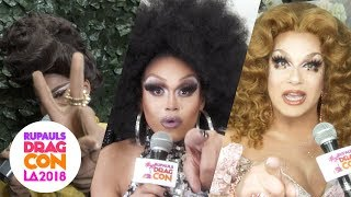 Who Should Be President in 2020? at RuPaul
