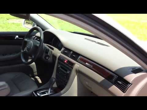 2002 AUDI A6 QUATTRO AWD 3.0 REVIEW - ENGINE STARTING, RUNNING, DRIVING