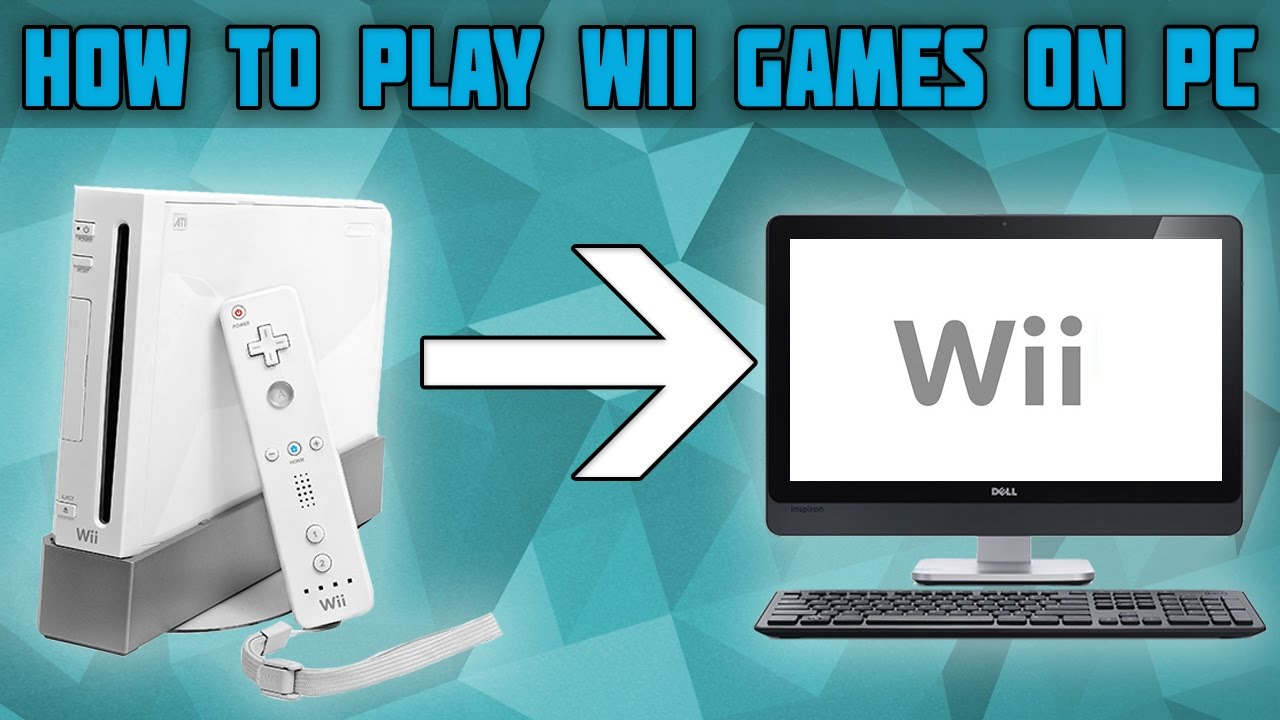 How to play Wii Games on PC! Dolphin Emulator Setup! Nintendo Wii Emulator!  Free Wii Emulator!