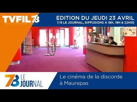 7/8 Le Journal – Edition du jeudi 23 avril 2015