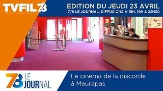 7/8 Le Journal – Edition du jeudi 23 avril 2015