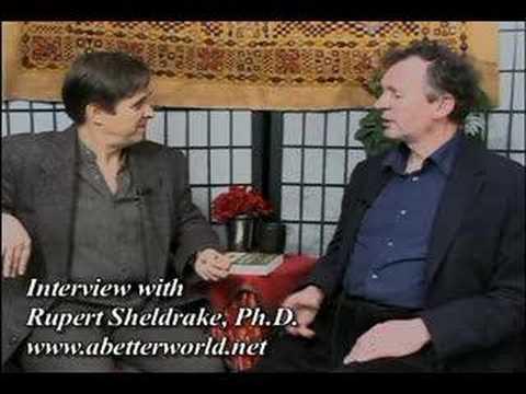 Interview With Rupert Sheldrake, Ph.D.