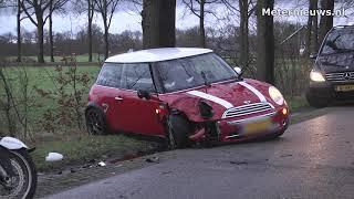 Ongeval Nieuwleusen
