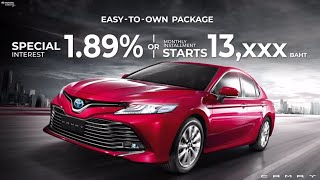 CAMRY Exclusive Offers