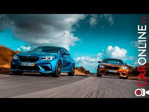 BMW M2 Competition, por 77.000 Eur há MELHOR? [Review Portugal]