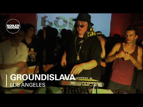 Groundislava Boiler Room Los Angeles Live Set