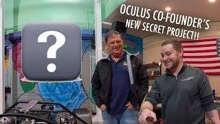 OCULUS CO-FOUNDER'S NEW SECRET PROJECT!!