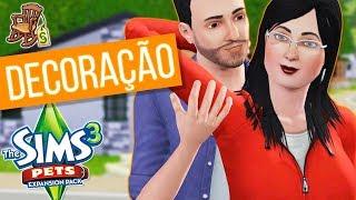 🏡 NOVA DECORAÇÃO DA CASA | The Sims 3 🎮 Gameplay #4