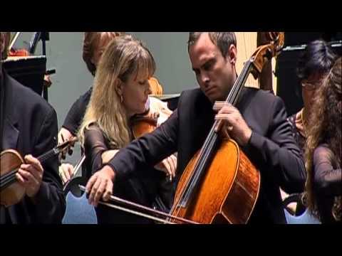 C.SAINT-SAËNS, LA MUSE ET LE POÈTE part 2; Augustin Dumay, violon. Pavel Gomziakov, violoncelle