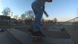 RIVERS SKATEPARK chicopee,ma - GTN