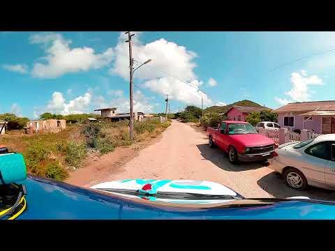 #Curaçao360, drive Bandabou