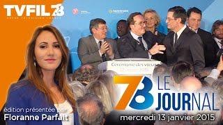 7/8 Le journal – Edition du mercredi 13 janvier 2016