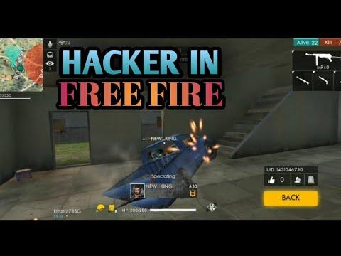 HACKER IN FREE FIRE   AAYUSH GAMING