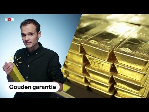 waarom nederland stapels goud onder de grond heeft