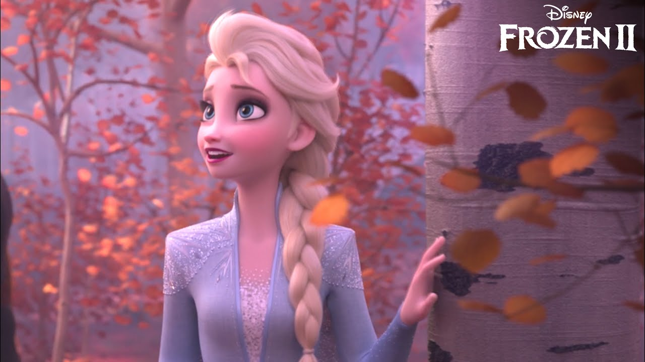 Frozen 2 Drops Panic At The Disco S Into The Unknown End Credits