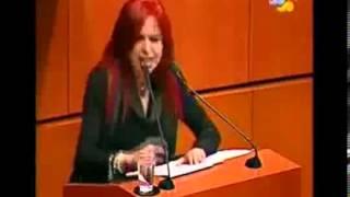 Layda Sansores ¿por que en México no se fomentan las refinerías?