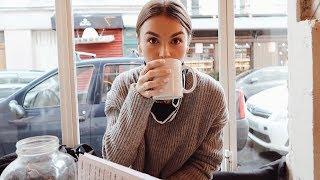 WHAT I EAT WHILE TRAVELLING | Paris Vlog