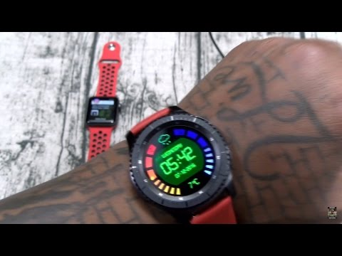 Samsung Gear S3 Real Review