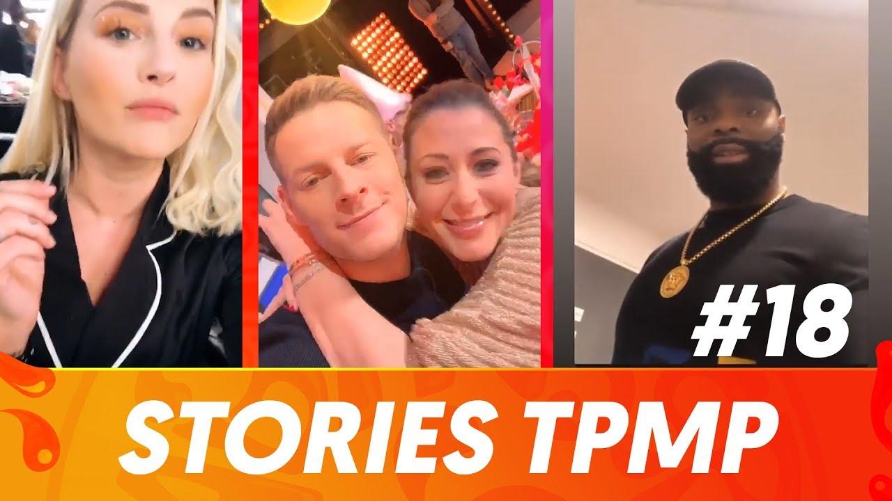 Kaaris en coulisses, alerte incendie dans le studio de TPMP... Le meilleur des Stories Instagram !