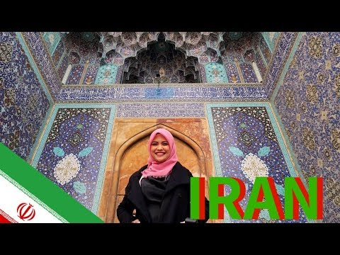I TRAVELLED ALONE IN IRAN