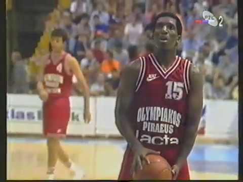 Olympiakos 71 vs Crvena Zvezda 57 (1996. Belgrade Trophy)