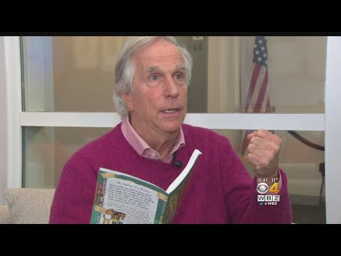Henry Winkler Talks About Struggles With Learning Dyslexia