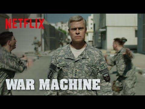 War Machine | Full online 2 [HD] | Netflix
