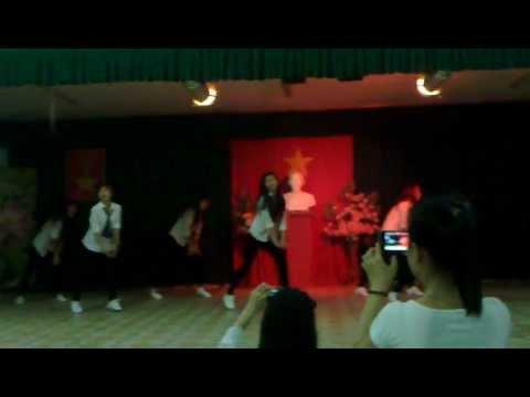 Nhảy hiện đại Gangnam Style - Day by day