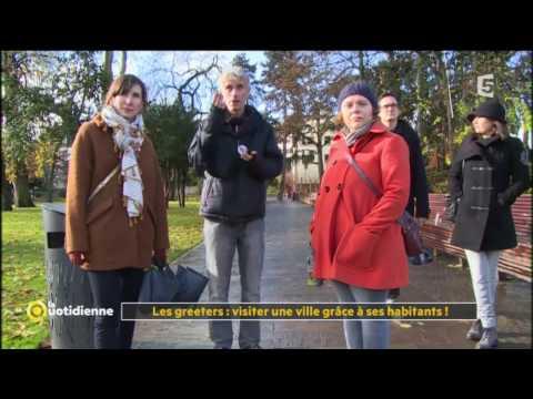 Les greeters : visiter une ville grâce à ses habitants - La Quotidienne