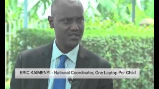 One Laptop Per Child project improving literacy and learning in Rwanda