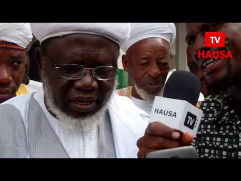 Interview Sheikh Imam Rashid Salawatiya