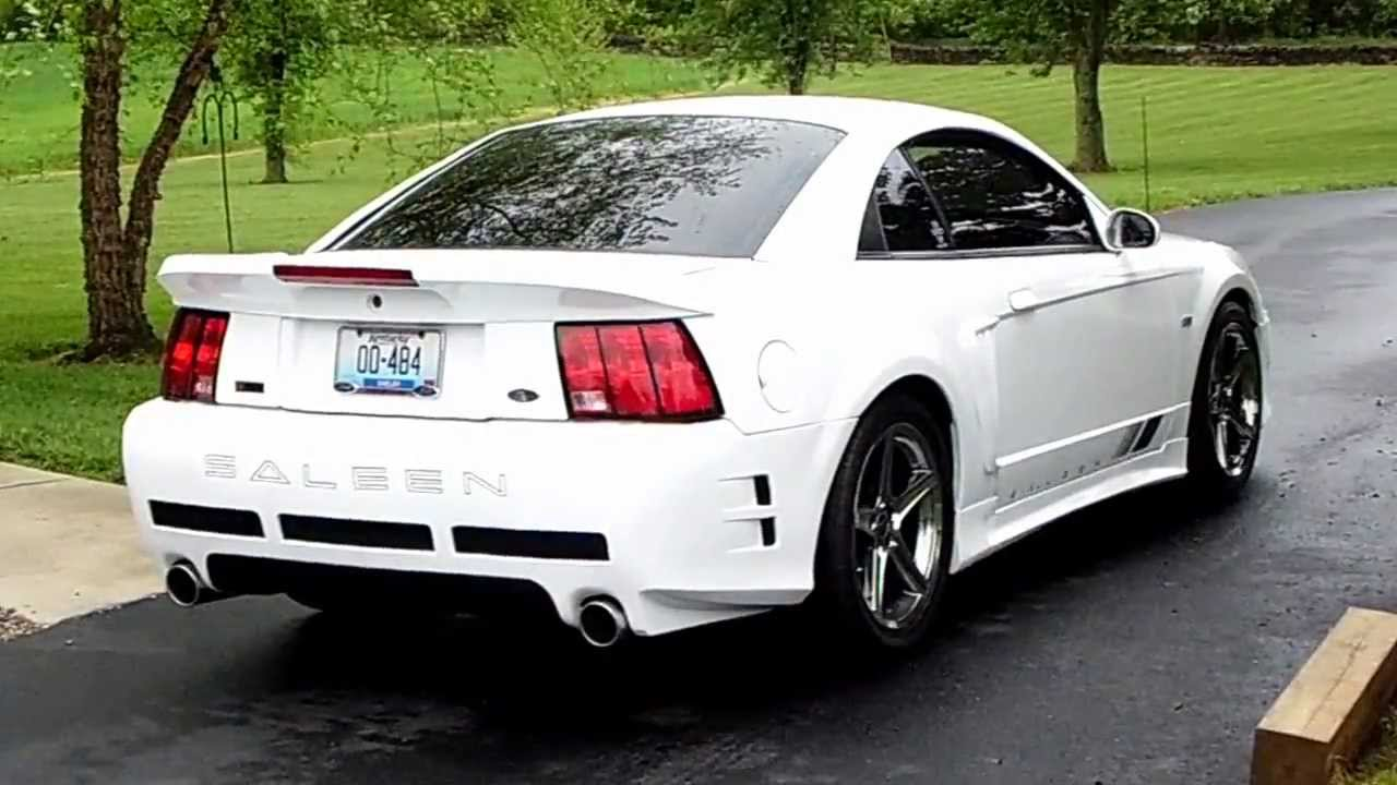 Saleen Mustang Mac Longtubes X Pipe Borla Youtube