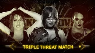 Will Asuka's historic NXT Title reign come to an end at TakeOver: Chicago?