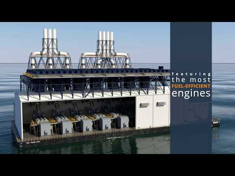 BWSC power barge 2018