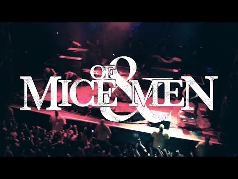 Of Mice & Men - Bones Exposed (Live)