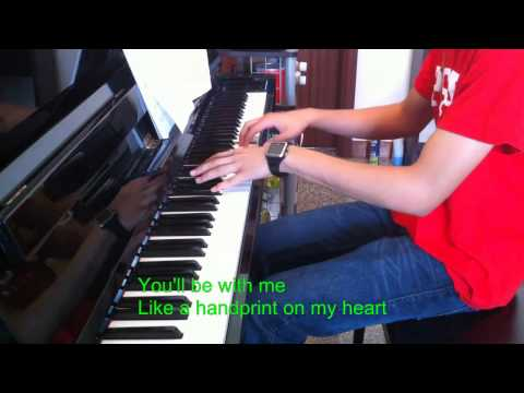 The Wicked - For Good Piano