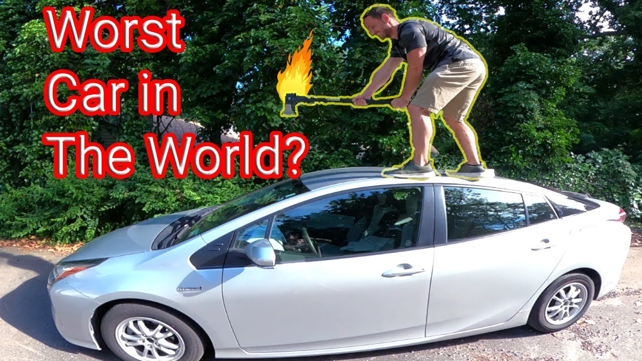 Toyota Prius- 5 Things I HATE About It