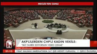 """FATMA KAPLAN HÜRRİYET MECLİS GENEL KURUL KONUŞMASI """"YERE BATSIN SARAYLARINIZ"""""""