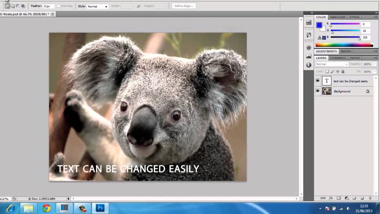 What is PSD File Format