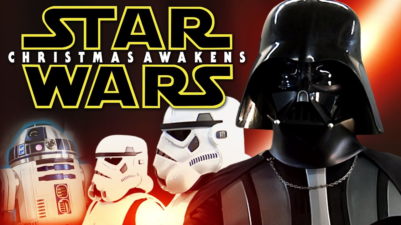 Star Wars: Christmas Awakens - YouTube